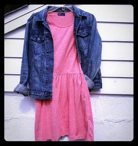 GAP short sleeve dress